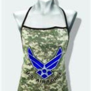 Military Apron Air Force NEW